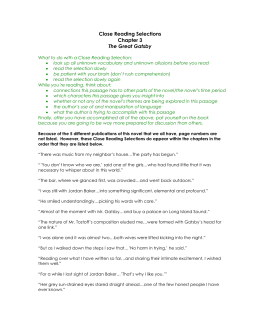 Argument Essay Thesis Statement Great Gatsby Character Analysis Essay Great Gatsby Important Quotes How To Write A Essay Proposal also Health Essay Writing Cheap Print And Popular Piety  Great Gatsby Themes Essay  Simple Essays In English