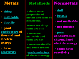 physical properties notes ppt