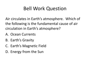 Bell Work Question