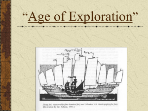 "Age of Exploration "" """