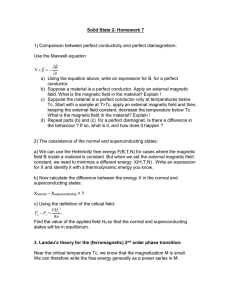 Solid State 2- Homework 7  Use the Maxwell equation