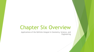 Chapter Six Overview Engineering