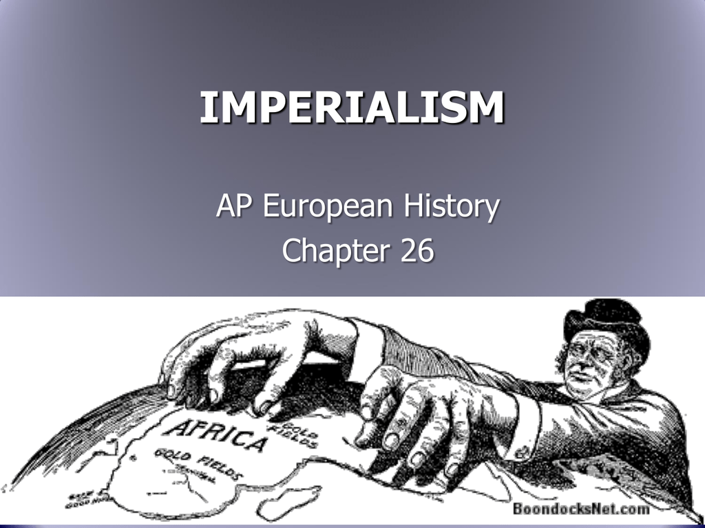 ap european history chapter 26