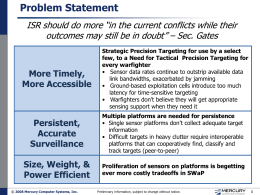 "Problem Statement outcomes may still be in doubt"" – Sec. Gates"