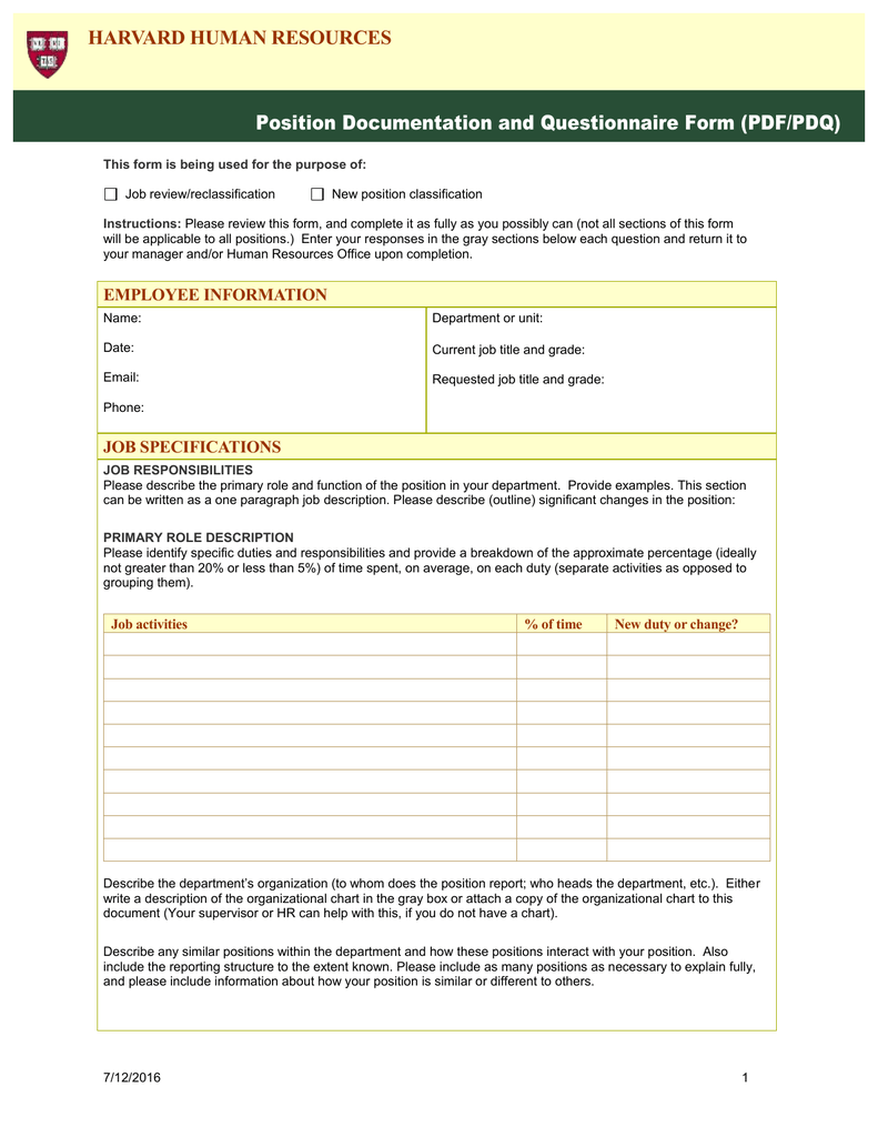Hr department review report dating