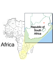 Africa Republic of South