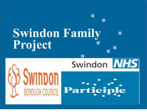 Swindon Family Project