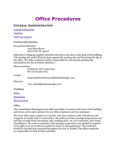 Office Procedures G A