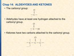 chapter 12 3 nomenclature of aldehydes and ketones aldehydes butanal 4 hydroxyhexanal. Black Bedroom Furniture Sets. Home Design Ideas