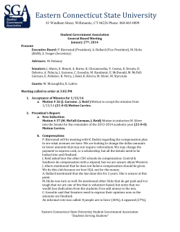 UConn Requirements for Admission