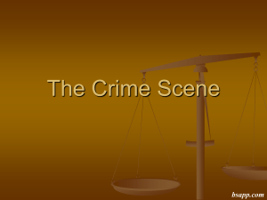 The Crime Scene bsapp.com