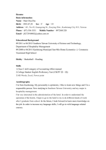 Resume Basic information Name Birth