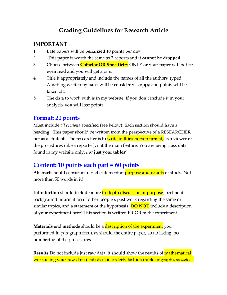 abstract part of a research paper Recommended format for a research protocol part 1 project summary like the abstract of a research paper, the project summary, should be no more than 300 words and at the most a page long (font size 12, single spacing.