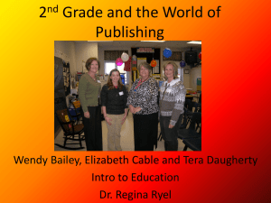 2 Grade and the World of Publishing
