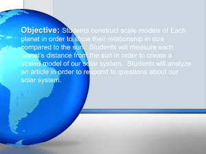 Blue Earth Objective: