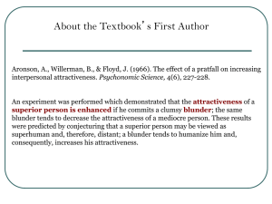 About the Textbook's First Author