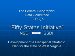 """Fifty States Initiative"""