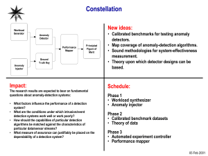 Constellation New ideas: