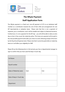 The Medical School The Whyte Payment