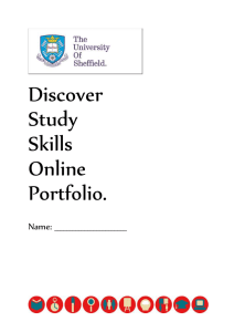 Discover Study Skills Online