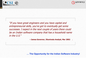 """If you have great engineers and you have capital and"