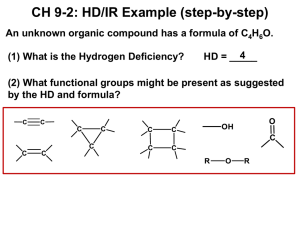 CH 9-2: HD/IR Example (step-by-step)