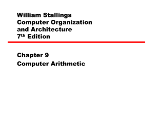William Stallings Computer Organization and Architecture 7