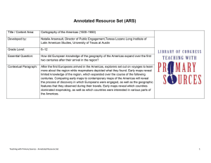 Annotated Resource Set (ARS)