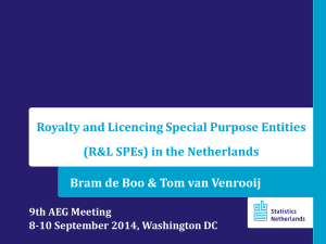 Bram de Boo & Tom van Venrooij 9th AEG Meeting