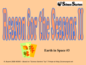 Earth in Space #3