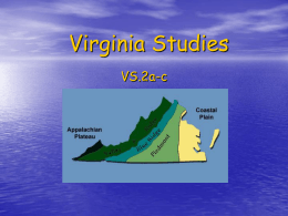 Virginia Studies VS.2a-c