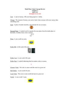Math Place Value Concept Review Chapter 3 SOL 2.11