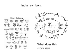 Indian symbols: What does this story say?