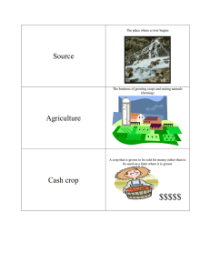 Source Agriculture