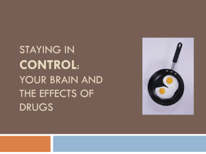 CONTROL STAYING IN : YOUR BRAIN AND