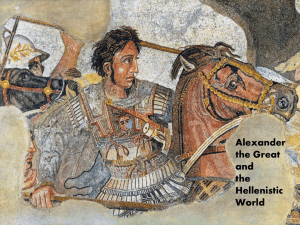 Alexander the Great and the