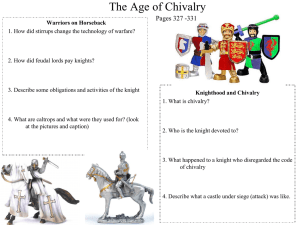 The Age of Chivalry Pages 327 -331
