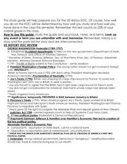 us history eoc review study guide packet rh studylib net