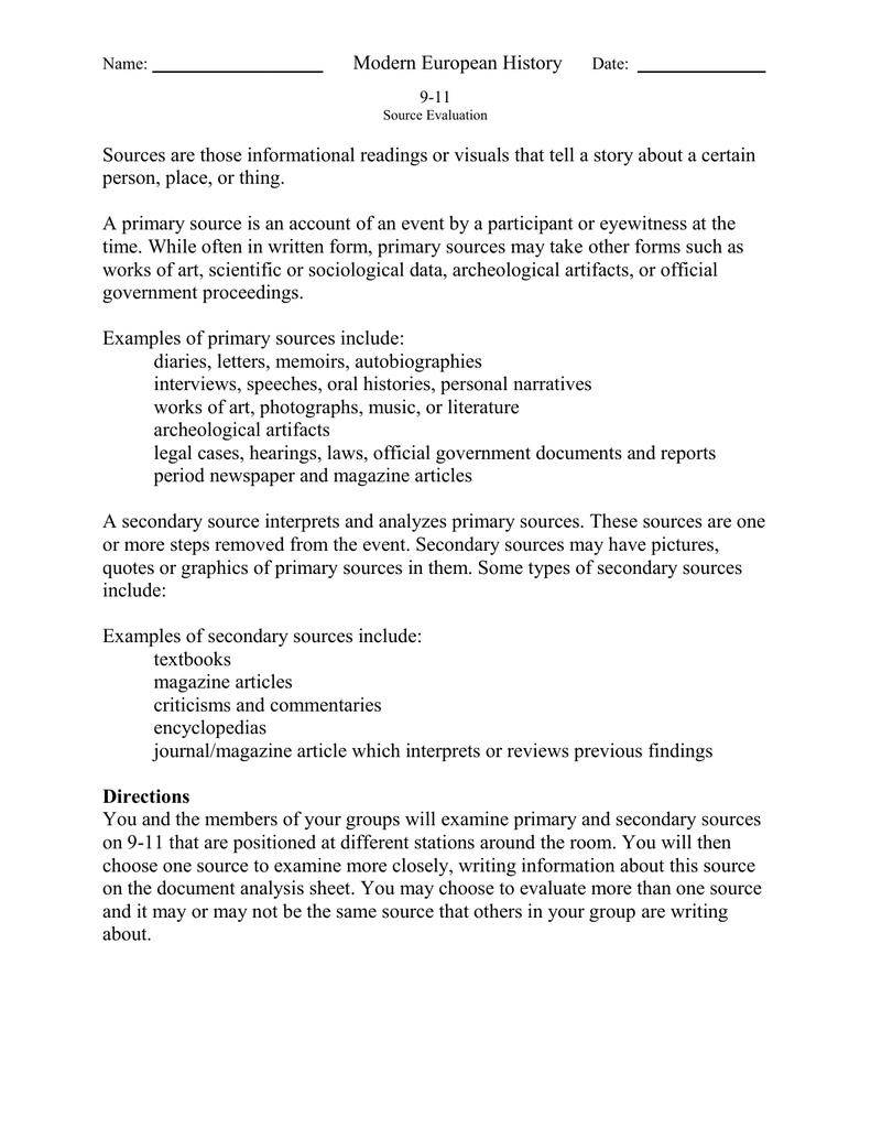 block essay format