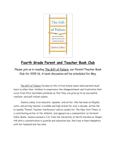 Fourth Grade Parent and Teacher Book Club