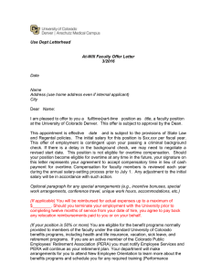Use Dept Letterhead At-Will Faculty Offer Letter 3/2016