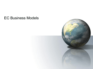 EC Business Models