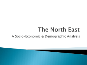 A Socio-Economic & Demographic Analysis
