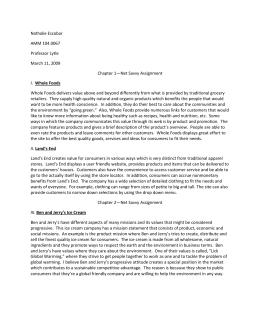 ben jerry s homemade darden case Pris: 758 kr häftad, 2013 skickas inom 3-6 vardagar köp case studies in finance av robert bruner på bokuscom.