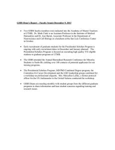 PhD Student Handbook - Robert Wood Johnson Medical School