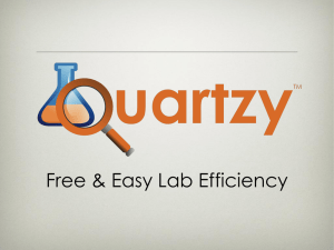 Free & Easy Lab Efficiency
