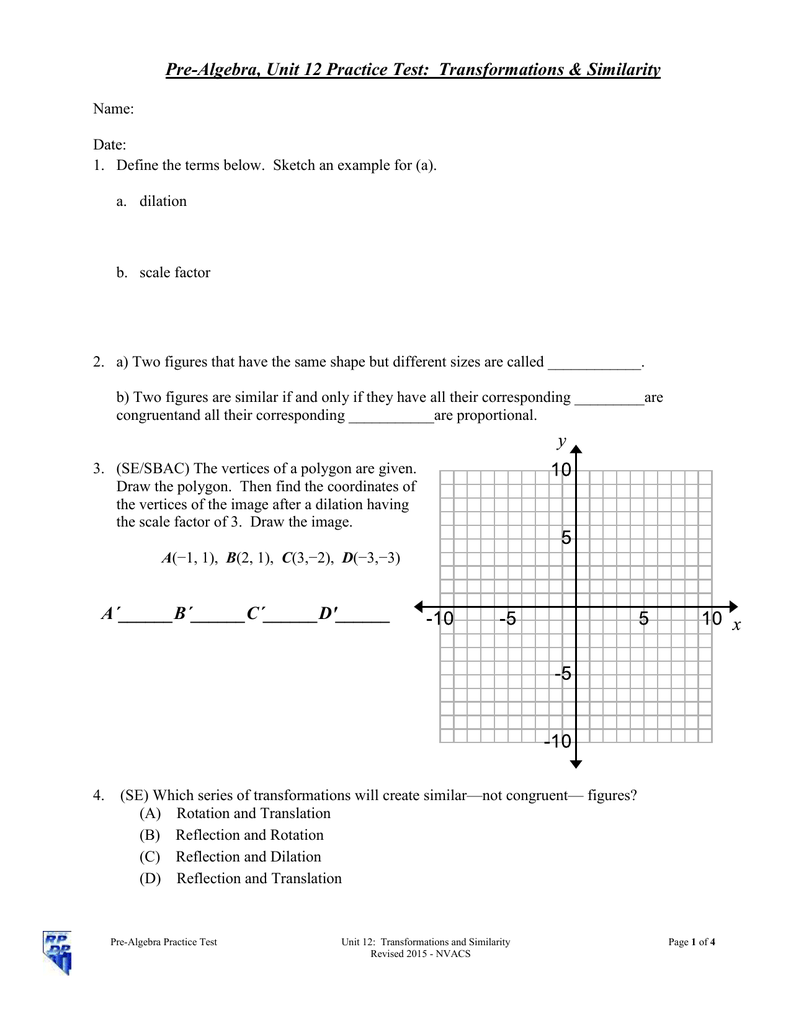 Basic algebra worksheets tes