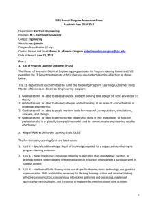 sjsu annual program assessment form academic year 2013 2014 rh studylib net
