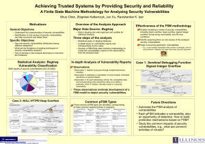 Achieving Trusted Systems by Providing Security and Reliability Motivations