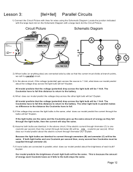 Lesson 3: [llel+llel] Parallel Circuits